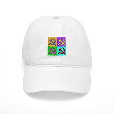 Warhol Style CCCP Cap