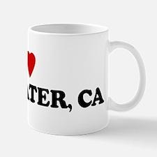 I Love BLUEWATER Mug