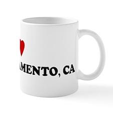 I Love EAST SACRAMENTO Mug