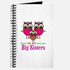 Little Sis Big Sisters Journal