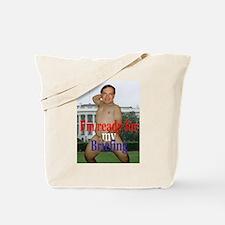 John Fund Briefing Tote Bag