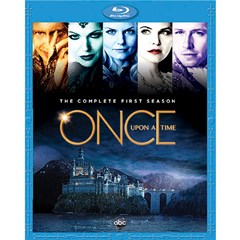 Once Upon A Time: The Complete First Season Blu-Ray