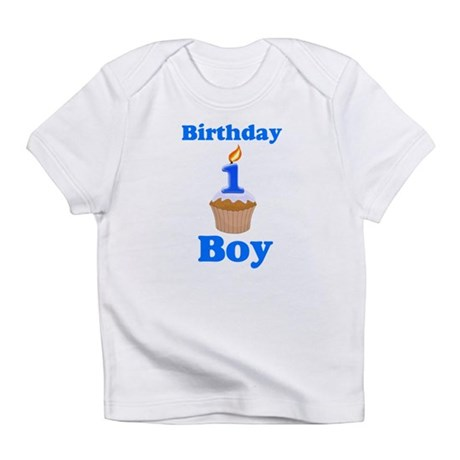 Birthday Gift World's Cutest 1 Year Old G Your search for the ultimate basic infant T-shirt is officially over. This cotton tee is soft enough for even the most sensitive skin.