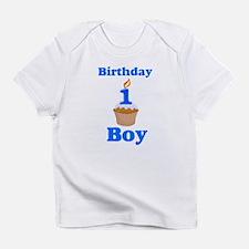 1 year old Birthday boy Infant T-Shirt
