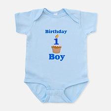 1 year old Birthday boy Onesie