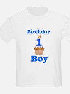 1 year old Birthday boy T-Shirt