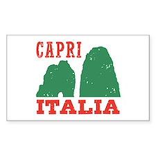 Capri Italia Decal