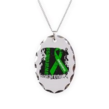Mitochondrial Disease Awareness Necklace