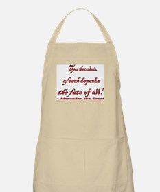 """The Meaning of """"Team"""" BBQ Apron"""
