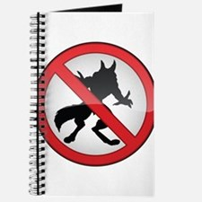 No Werewolves Journal