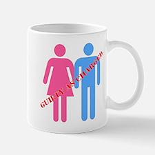 Guilty as Charged Mug
