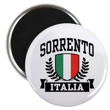 Sorrento Italia Magnet