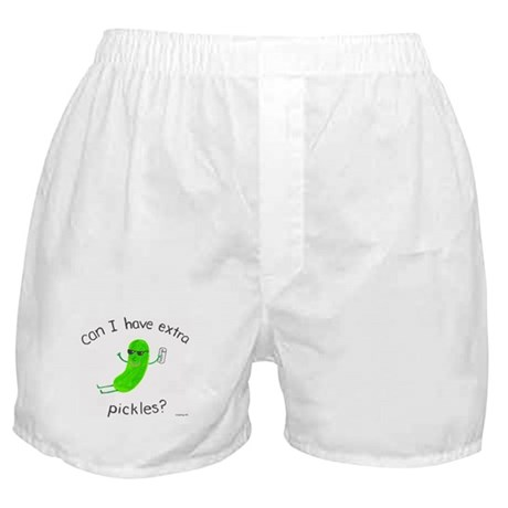 Extra Pickles Boxer Shorts