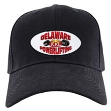 DELAWARE Powerlifting! Baseball Hat