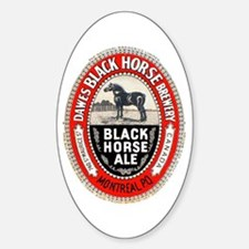 Canada Beer Label 6 Decal