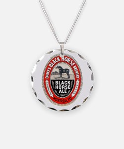 Canada Beer Label 6 Necklace
