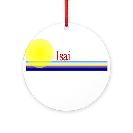 Isai Ornament (Round)
