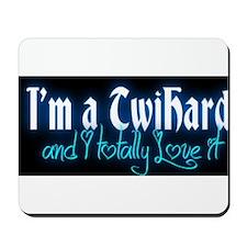 I'm a twihard and I totally Love it Mousepad