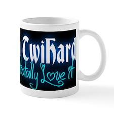I'm a twihard and I totally Love it Small Mug