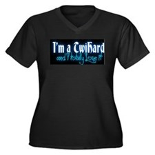 I'm a twihard and I totally Love it Women's Plus S