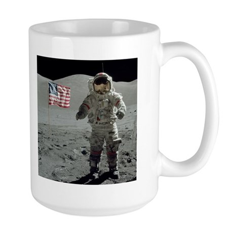 RightPix Moon G1 Large Mug