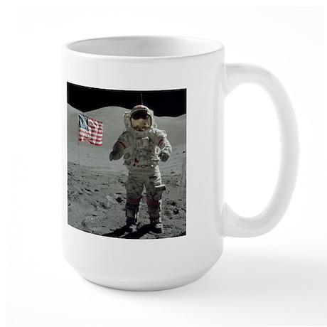 RightPix Moon G1 Large Mug