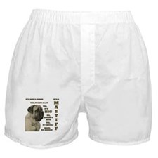 Mastiff FAQ Boxer Shorts