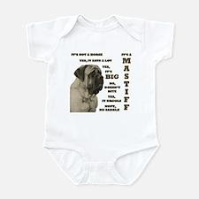 Mastiff FAQ Infant Creeper