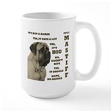 Mastiff FAQ Mug