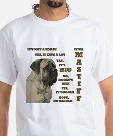 Mastiff FAQ Shirt