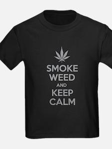 Smoke weed and keep calm T