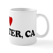 I Love HOLLISTER Mug