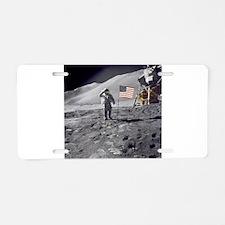 RightPix Moon E1 Aluminum License Plate