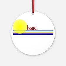 Issac Ornament (Round)