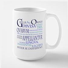 Gallia (Blue) Large Mug