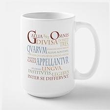 Gallia (ancient colors) Large Mug