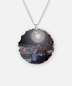 RightPix Moon DF Necklace
