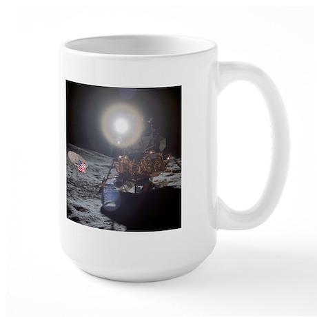 RightPix Moon DF Large Mug