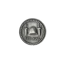 Ides of March Mini Button (10 pack)