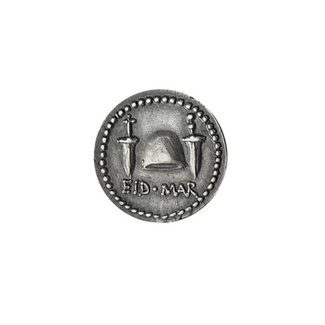 Ides of March Mini Button (100 pack)