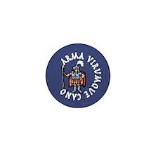 arma virumque cano Mini Button (10 pack)