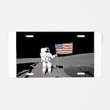 RightPix Moon D1 Aluminum License Plate