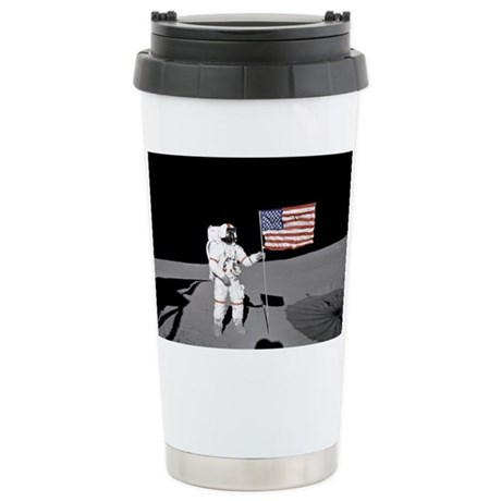 RightPix Moon D1 Stainless Steel Travel Mug