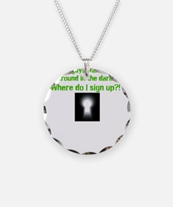 3 hot guys Necklace