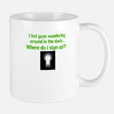 3 hot guys Mug