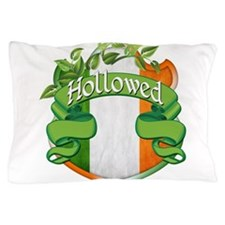 Hollowed Family Shield Pillow Case