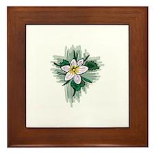 Flower Framed Tile