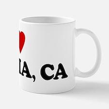 I Love BENICIA Mug