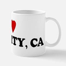 I Love KING CITY Mug