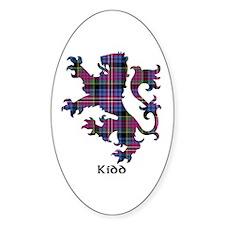Lion - Kidd Decal